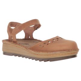 Celosia Latte Brown Leather