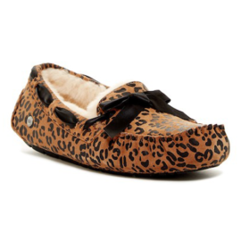 Dakota Leopard Bow Chestnut